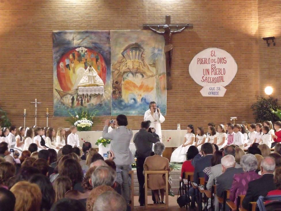 Córdoba.-Las comuniones se celebran este año en sus fechas habituales de abril y mayo, con medidas ante el Covid