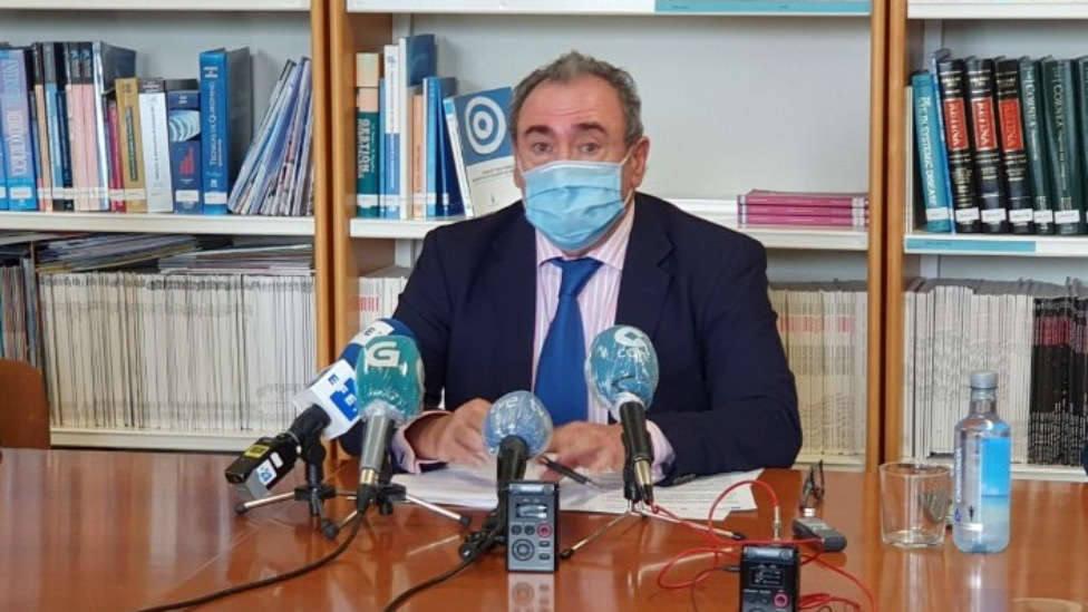 El Sergas trata de cortar cuanto antes la cadena de contagios
