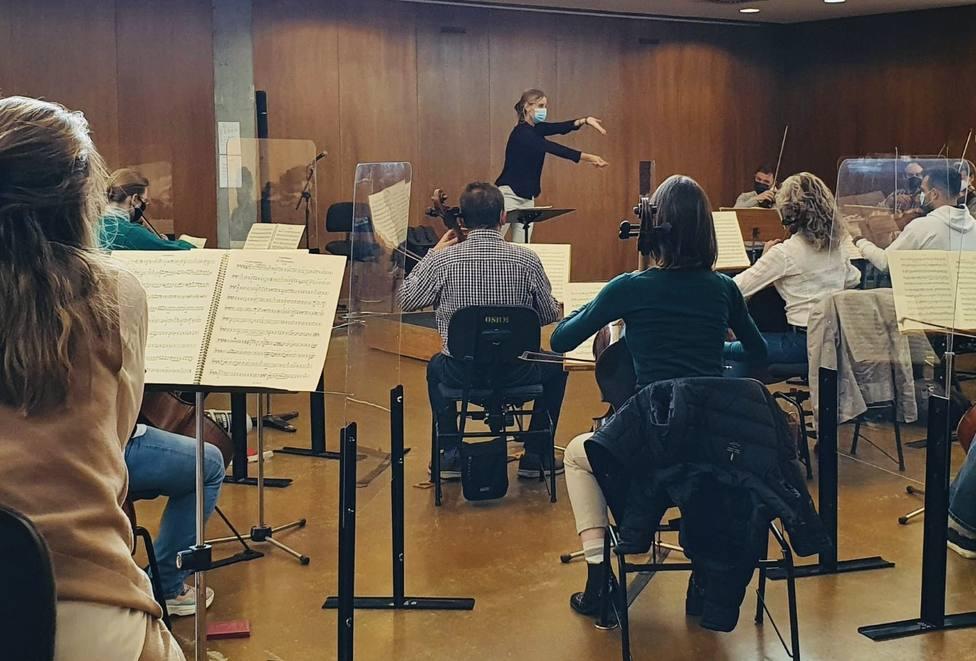 La Orquesta Sinfónica de la Región regresa a Águilas bajo la dirección de Isabel Rubio