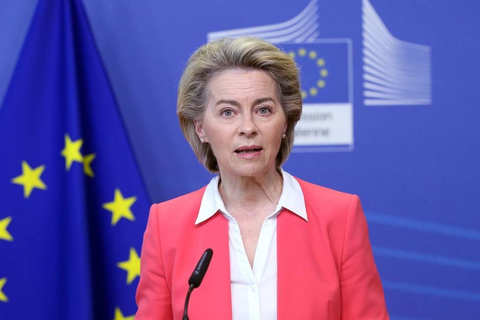 La Comisión Europea confía en vacunar al 70 por ciento de adultos para julio