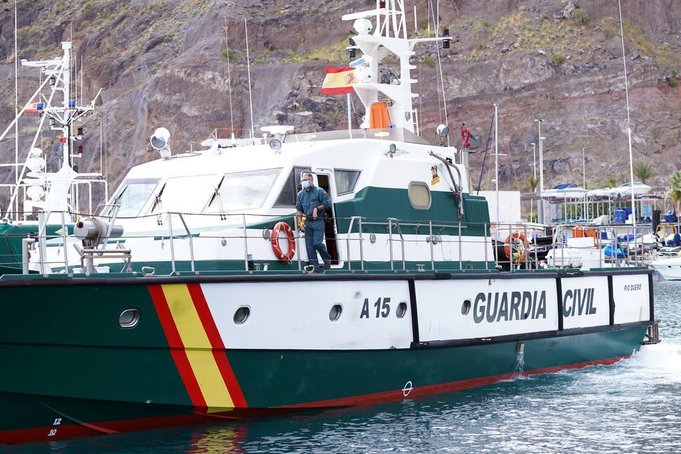 GEAS y miembros de la UCO intervienen en el operativo de búsqueda de Anna y Olivia desaparecidas en Tenerife