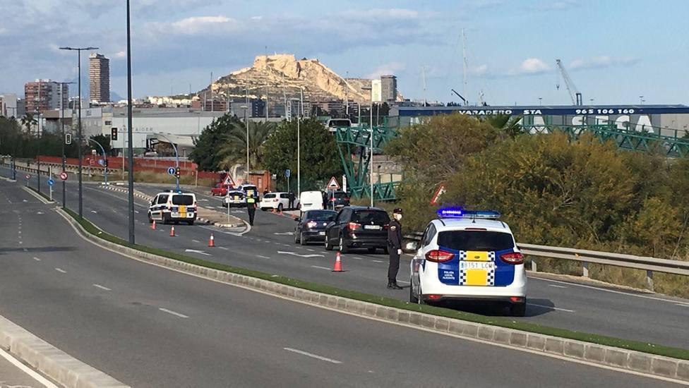 Los contagios siguen en descenso en Alicante en una jornada con 41 positivos