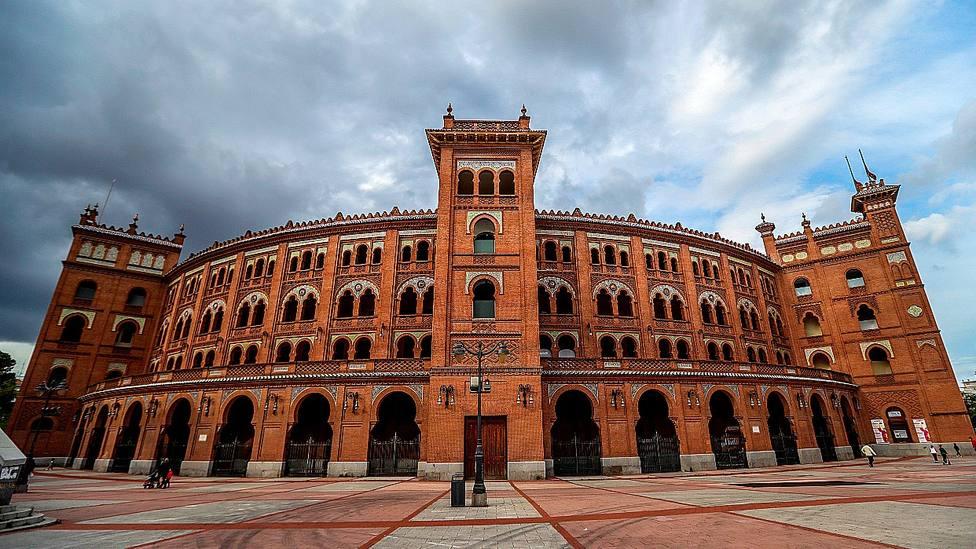 Monumental Plaza de Toros de Las Ventas de Madrid