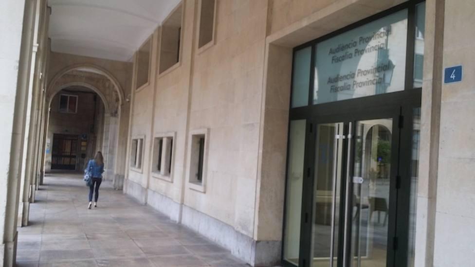 Condenados a cuatro años de cárcel por violar a una mujer en Alicante