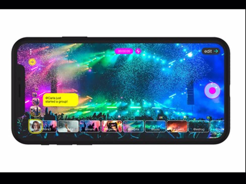 La startup IZI crea una app que permite elaborar vídeos con más de 200 cámaras a la vez.