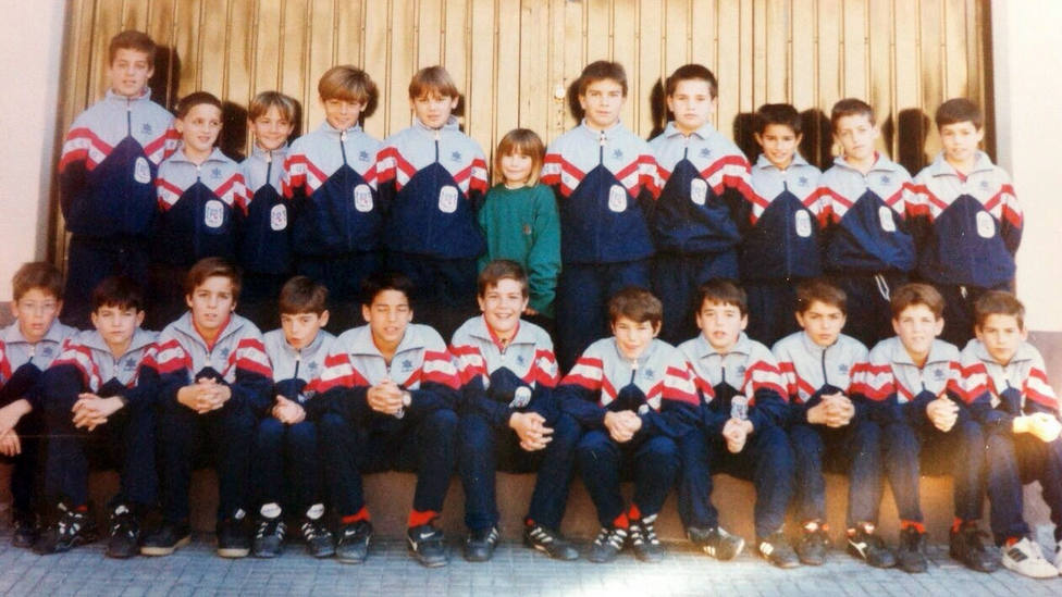 Escuela de Fútbol San Agustín de la temporada 1994/95