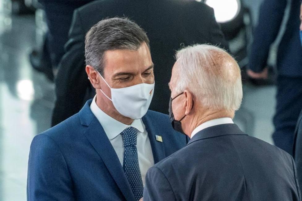 Pedro Sánchez no se va a reunir con Joe Biden en su viaje a EE.UU.