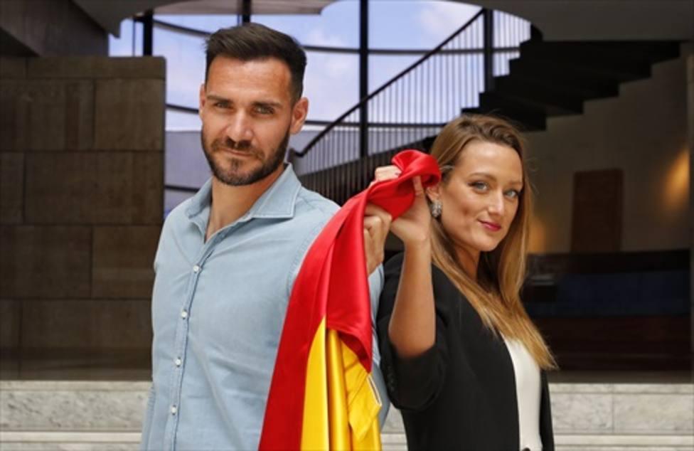 Abanderados de España