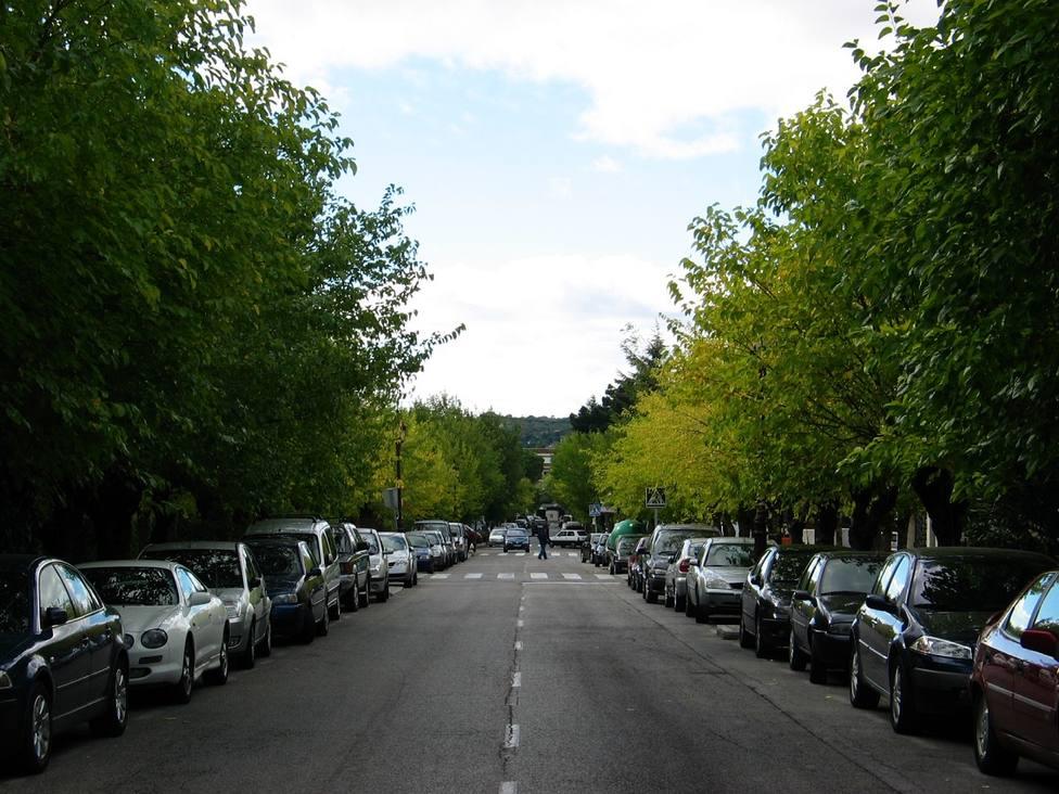 Avenida Rosario Manzaneque de Torrelodones