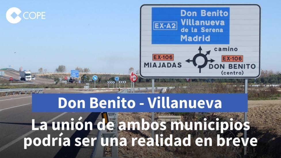 La unión de Don Benito y Villanueva de la Serena podría ser una realidad en breve