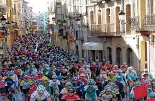 La prueba ciclista queda suspendida este año