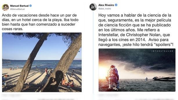 Hilos Twitter