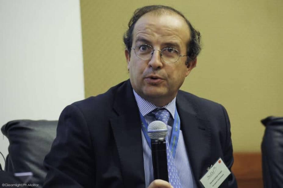 Daniel Calleja, Director General de Medio Ambiente de la CE
