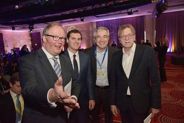 Los liberales europeos aprueban su manifiesto electoral para 2019 por la libertad, las oportunidades y la prosperidad