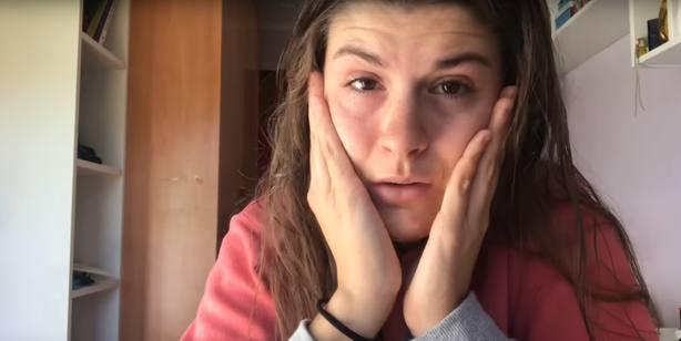 Una joven de 19 años denuncia en Youtube cómo fue agredida sexualmente
