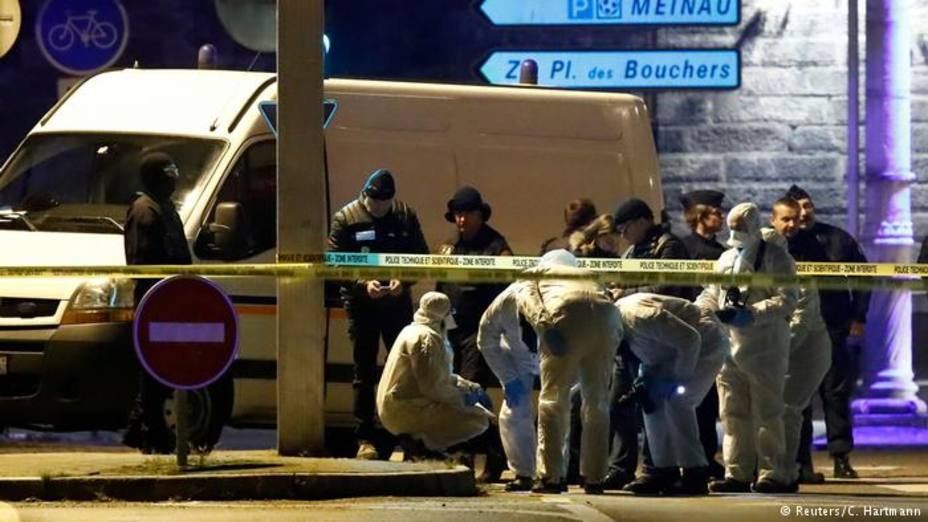 Aumentan a cuatro los muertos por el atentado de Estrasburgo tras fallecer un periodista italiano