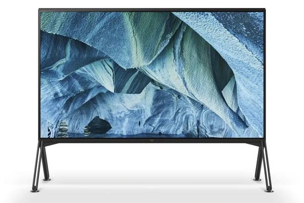 Sony presenta sus nuevos televisores MASTER de gran tamaño y con resolución 8K