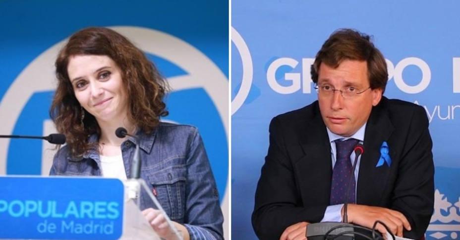 Casado apuesta en Madrid por dos leales con un mensaje de regeneración y discurso conservador claro para frenar a Vox