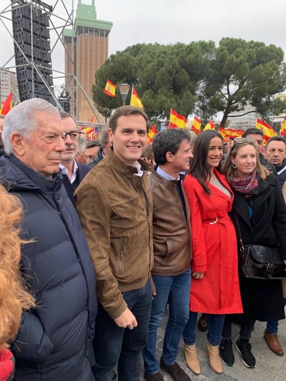 Villacís no cree que Sánchez haya roto el diálogo con el independentismo y afirma que solo disimula