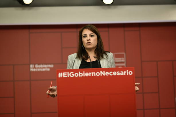 El PSOE no aclara si forzará mañana que el Congreso ponga fecha a la comparecencia de Rajoy ante la comisión sobre el PP