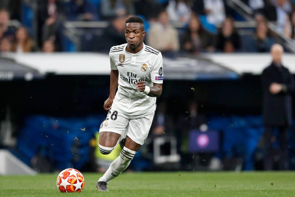 Vinicius: Tengo un poco de ansiedad cuando no llega el gol