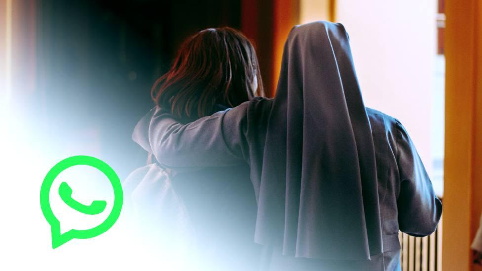 Las monjas de Viveiro que enseñan a los jóvenes a ser feliz sin Whatsapp o Instagram