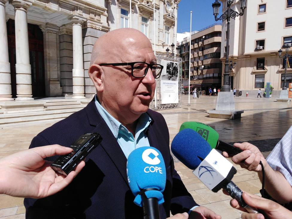 Padín dice que no sabía que Castejón no tenía permiso de la dirección regional del PSOE para pactar