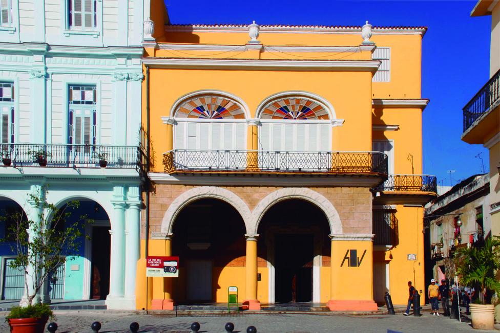 Edificio Habana Vieja