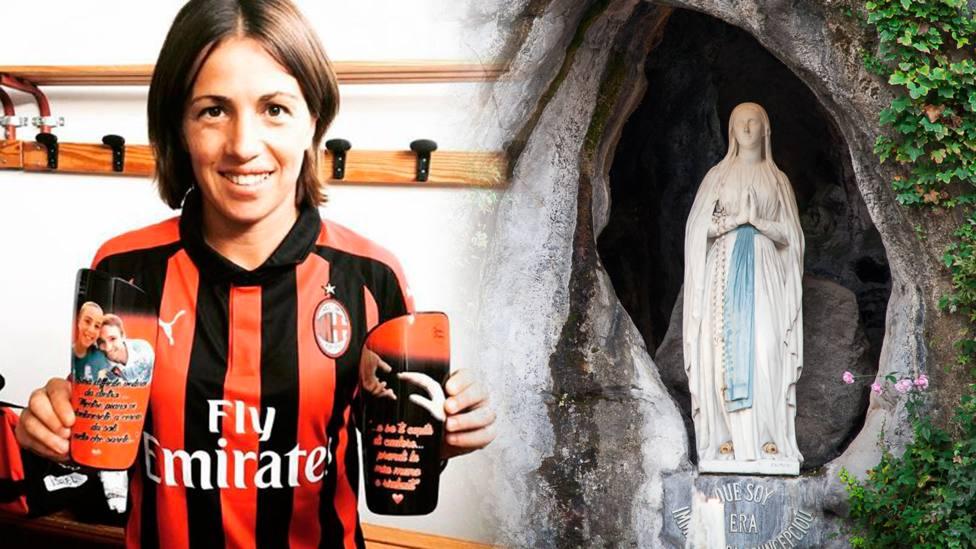 Daniel juega actualmente en el AC Milan, de la Serie A, la liga profesional de fútbol italiana