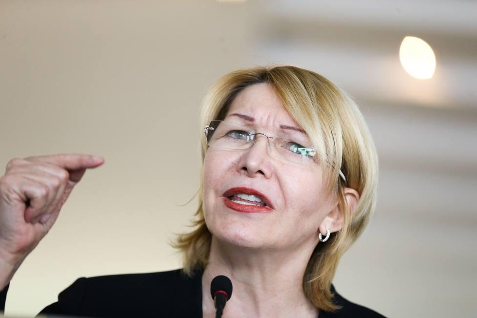 Un órgano chavista inhabilita para cargos públicos a la exfiscal Ortega y los opositores Ledezma y Borges