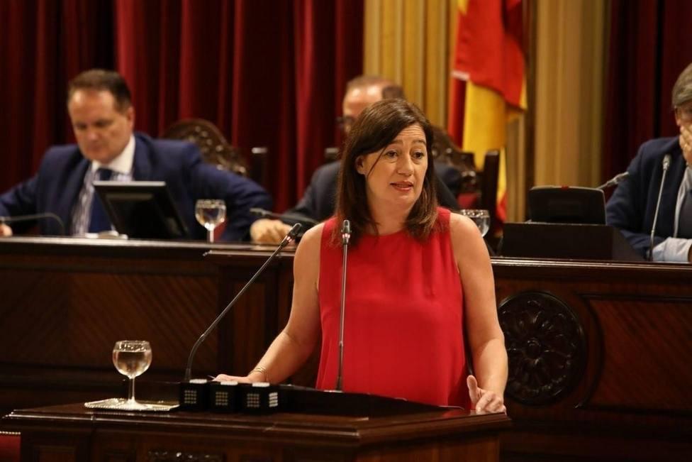 """Armengol: """"En Baleares ya estamos preparados para la llegada del Open Arms"""""""