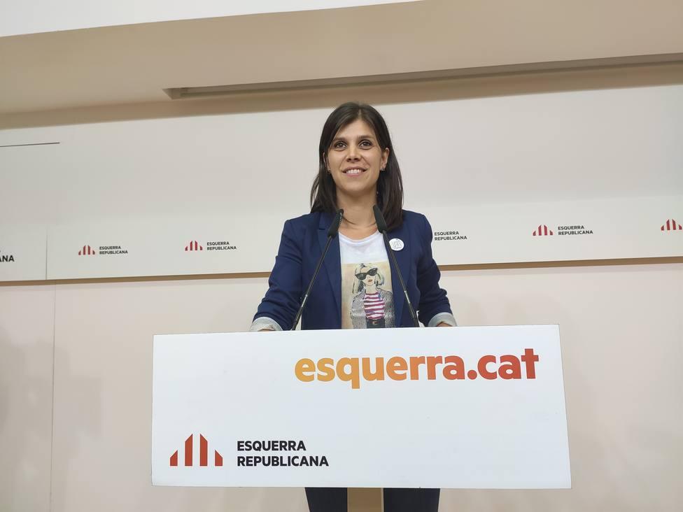 ERC defiende un referéndum pactado para volver a encontrar la legitimidad en las urnas