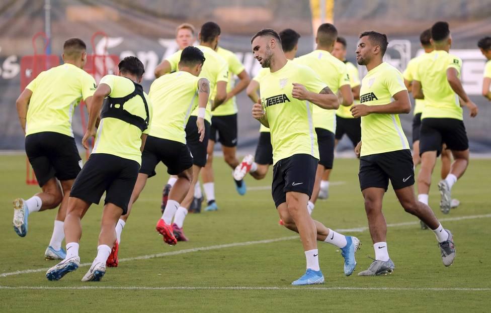 La Liga sitúa al Málaga con 9,9 de límite salarial