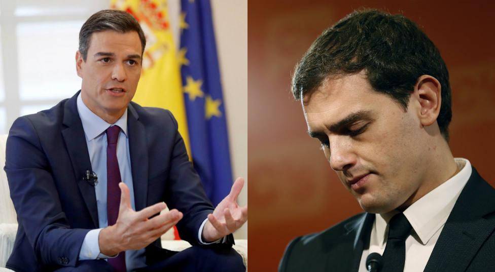 Las encuestas dejan malherido a Rivera y estancado a Sánchez