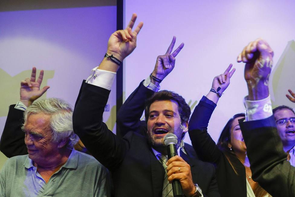 Así es Chega, el Vox portugués que ha logrado entrar en el parlamento