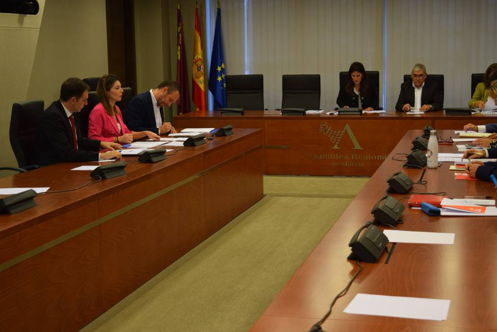 La Asamblea pide un Registro Mercantil para Cartagena