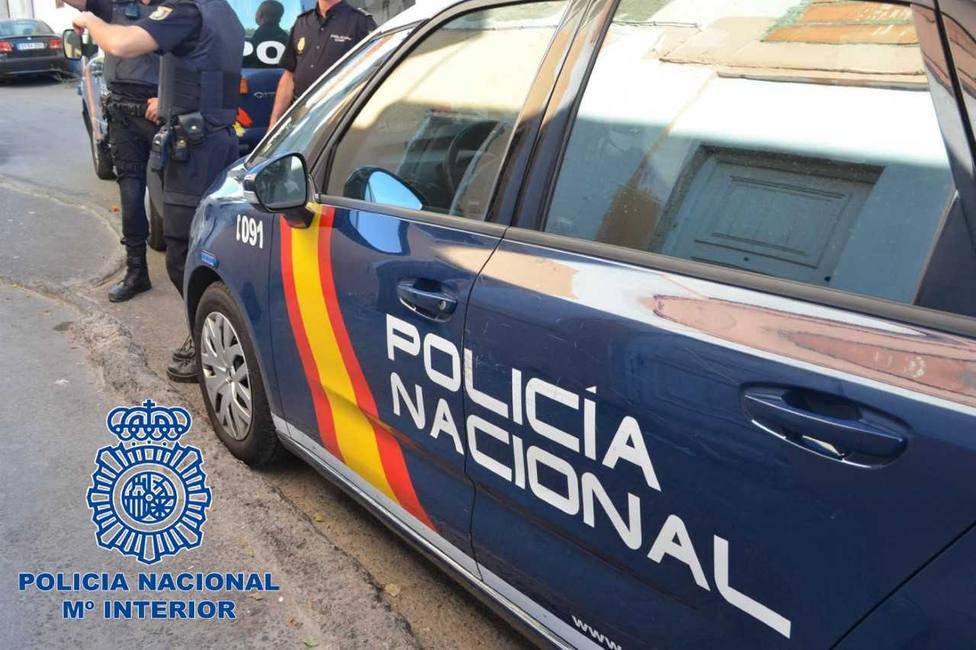 Policía Nacional detiene a 6 personas