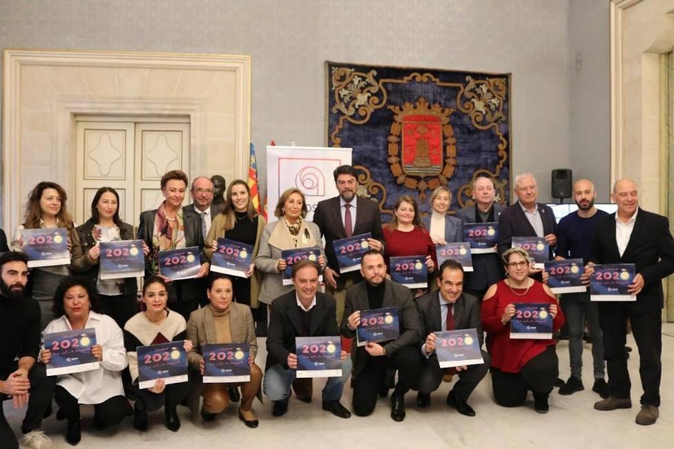 Presentación del Calendario de APSA 2020 (Ayuntamiento)