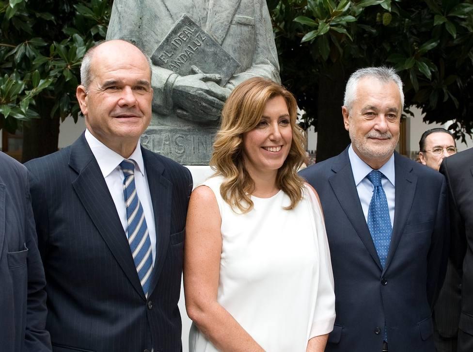 AV.- Díaz, Chaves, Griñán y Montero, citados a comparecer el 7 y 8 de noviembre en la comisión sobre la Faffe