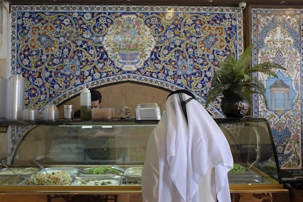Restaurante en Arabia Saudí