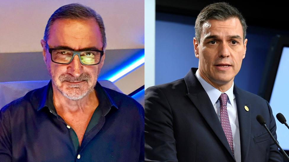 La trampa de Sánchez a Vox destapada por Herrera, entre lo más visto en COPE.es