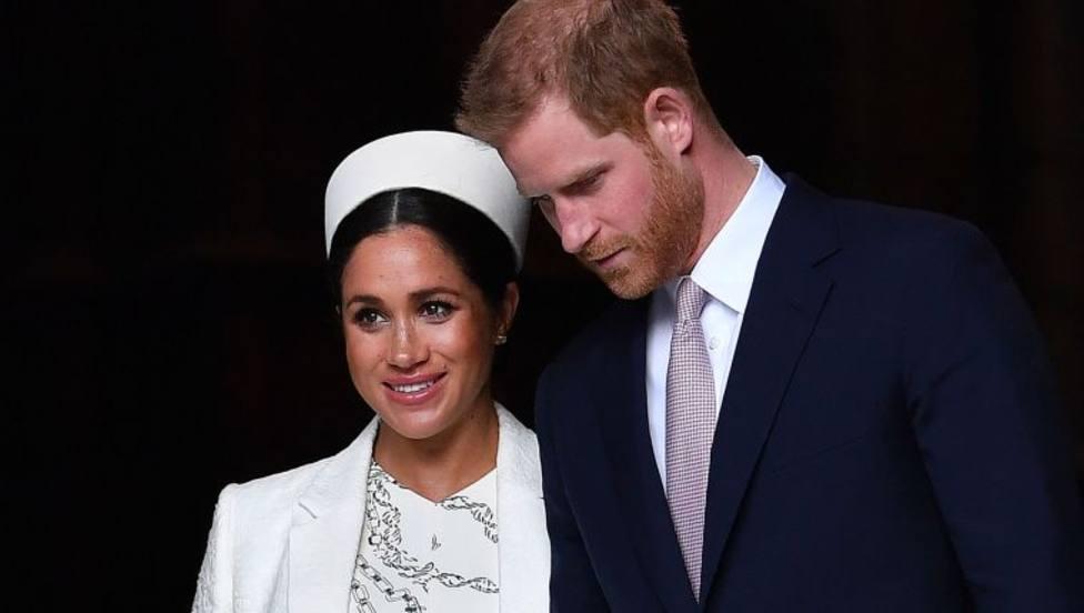 Netflix pone sus miras en el príncipe Enrique y Meghan Markle para una nueva producción audiovisual