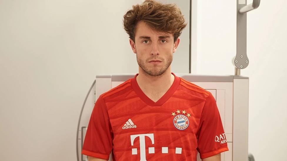 Odriozola llega cedido al Bayern de Múnich hasta final de temporada