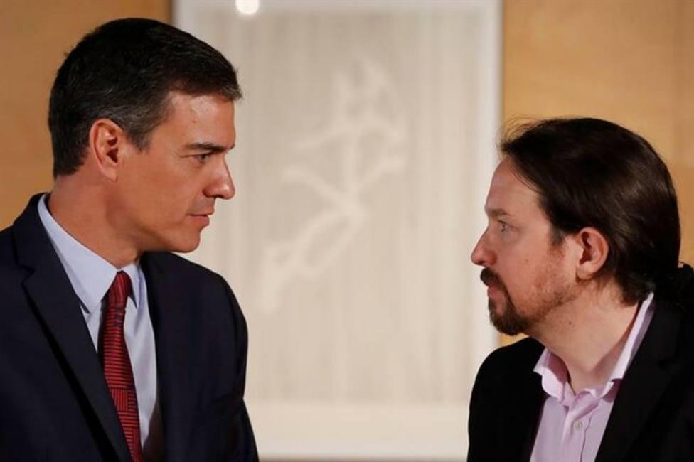 El Gobierno enmudece ante los planes de Delcy Rodríguez en España
