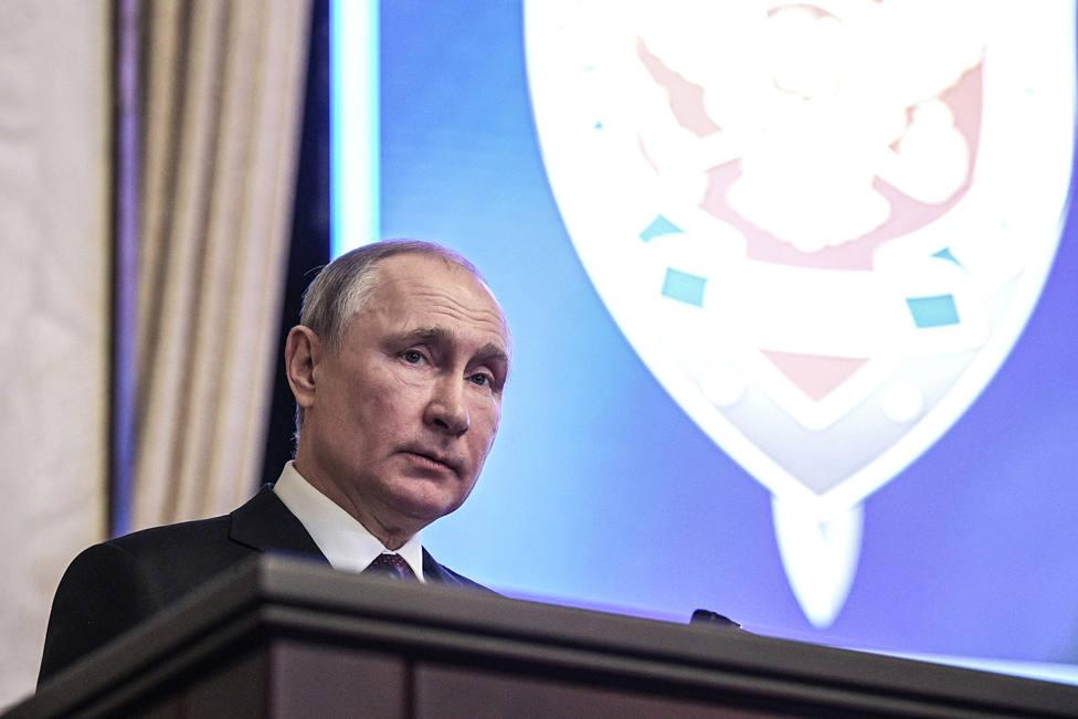 Oficiales de Inteligencia de EEUU alertan de que Rusia pretende interferir en las elecciones de 2020