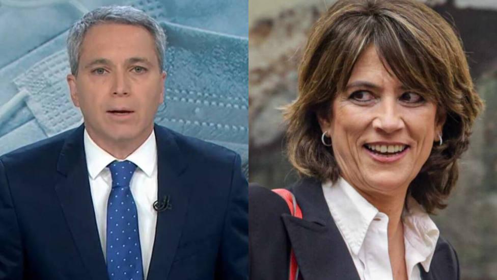 Vicente Vallés sentencia el papel de Dolores Delgado al frente de la Fiscalía con este completo análisis