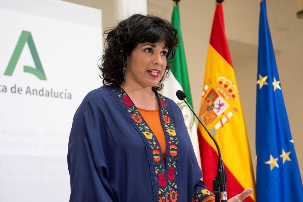 La polémica opinión de Teresa Rodríguez sobre las estatuas de Colón, entre lo más viral de este lunes