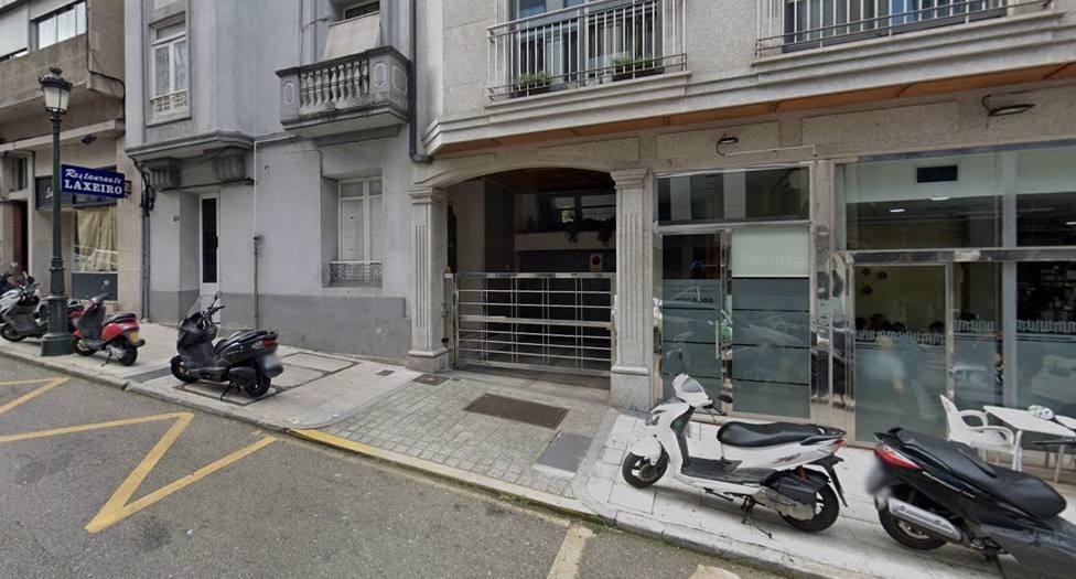 Calle Ecuador en Vigo