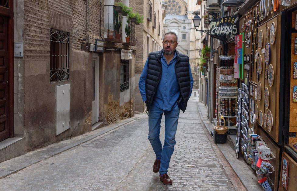 """Girauta responde a Edmundo Bal, tras criticar a Vox, asegurando que no recuerda """"una cosa más inútil en políti"""