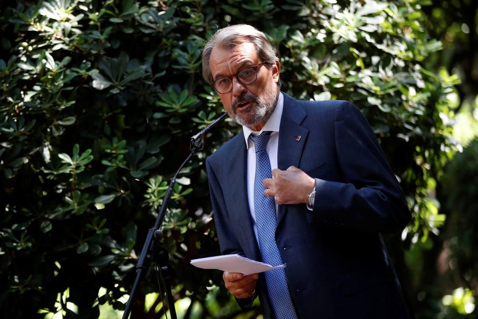 Artur Mas revela que está habiendo negociaciones entre JxCat y PDeCAT para evitar la ruptura definitiva